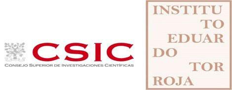 Logo CSIC e Instituto Eduardo Torroja